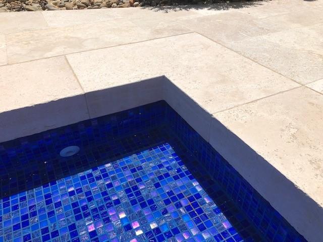 Internal Corner Pool Coping Tile