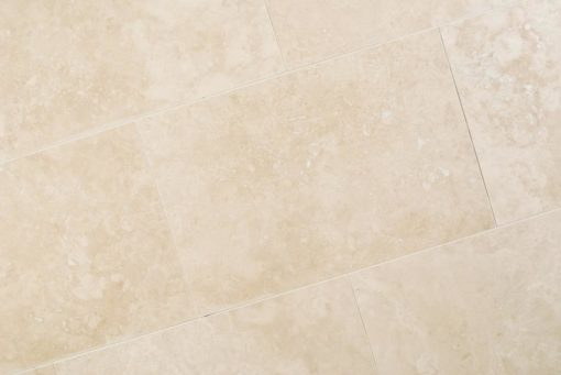 Internal creme floor tiles in a honed finish