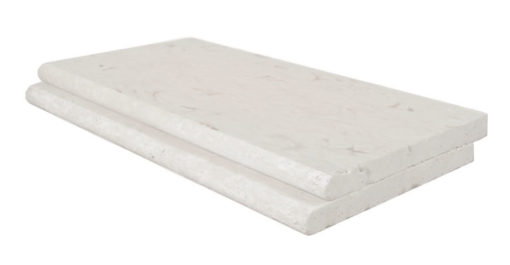 White Limestone Coping Paver