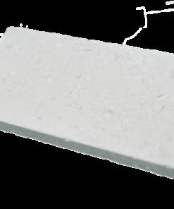 Square Edge Shell White Pool Coping Tile